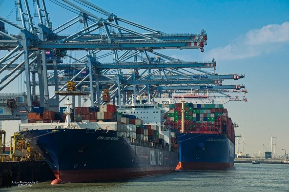 Container Shipping Ocean Freight